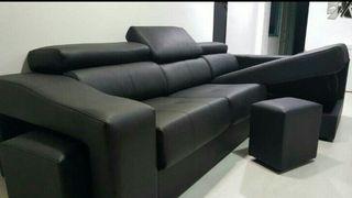 sofá modelo italiano nuevo