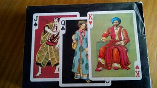 Cartas de poker Heraclio Fournier