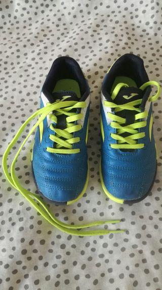 Zapatillas fútbol N 27