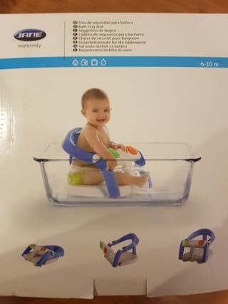Silla seguridad bañera jane Sin uso