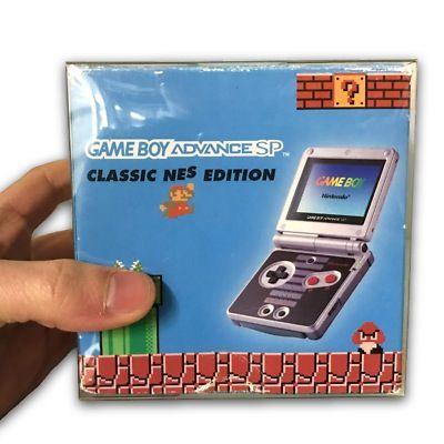 Funda protectora Game Boy Advance SP