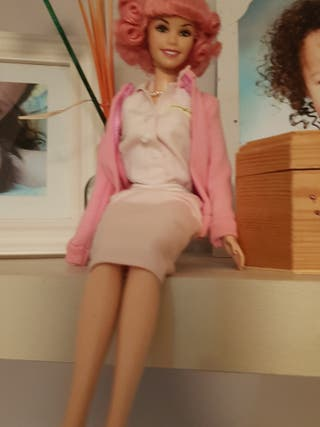 barbie pelicula grease
