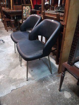 silla de oficina años 50