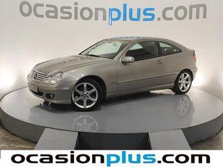 Mercedes-Benz Clase C Sportcoupe 180 K Sport Edition 105 kW (143 CV)