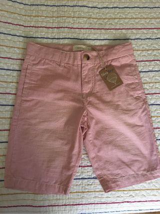 Pantalón corto niño nuevo