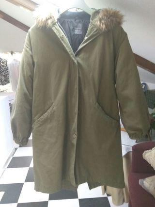 primark abrigo mujer doble talla 38
