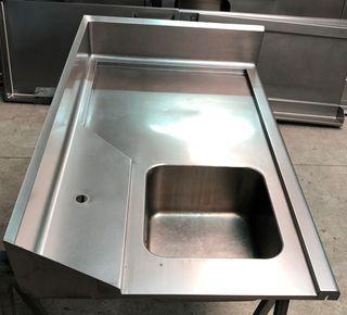 Sobre de entrada a lavado