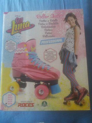 """Patines romper skate """"YO SOY LUNA"""""""
