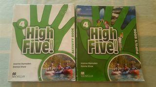 Macmillan 4° primaria Activity and pupil's books