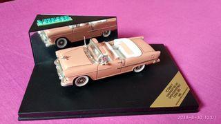 Chevrolet Bel Air 1955 a escala 1/43