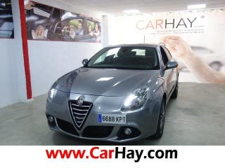 Alfa Romeo Giulietta 2.0 JTD Distinctive 110kW (150CV)