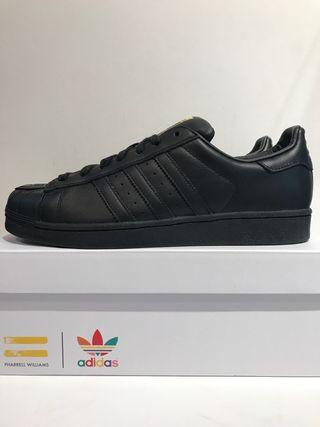 Zapatillas Adidas Superstar x Pharrell Williams