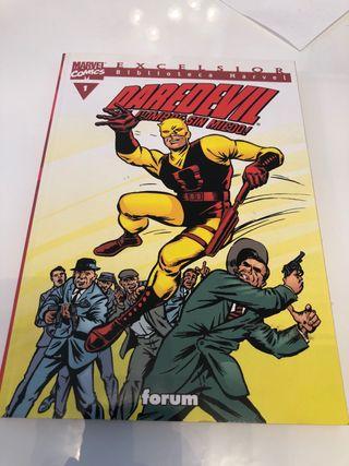 Daredevil, el hombre sin Miedo. Comic. Stan Lee