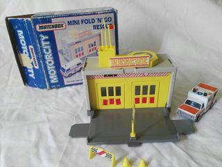 Motor City 74 de Matchbox