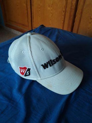 gorra Wilson staff