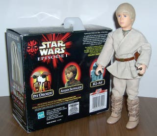STAR WARS ANAKIN SKYWALKER 12""