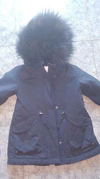 Abrigos nina pull and bear