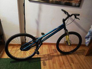 Cuadro bici trial 26 gabbro 3v rockman