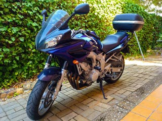 Moto Yamaha Fazer 600