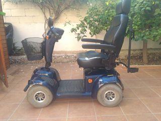 scooter electrico 3 edad.