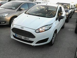 Ford Fiesta 2013, comercial 2 plazas