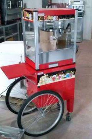 algodón de azúcar,maquina de palomitas