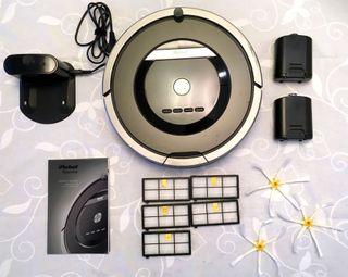 Robot aspirador iRobot Roomba 870