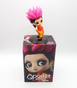 PVC Figure Toy Gift New No Box Q Posket Prince Hide Normal /& Matalic Color Ver
