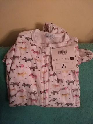 pijama bebe o reborn