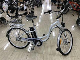 Bicicleta eléctrica Tucano