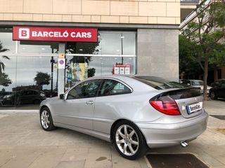 Mercedes-Benz Clase C Sportcoupe Evolution