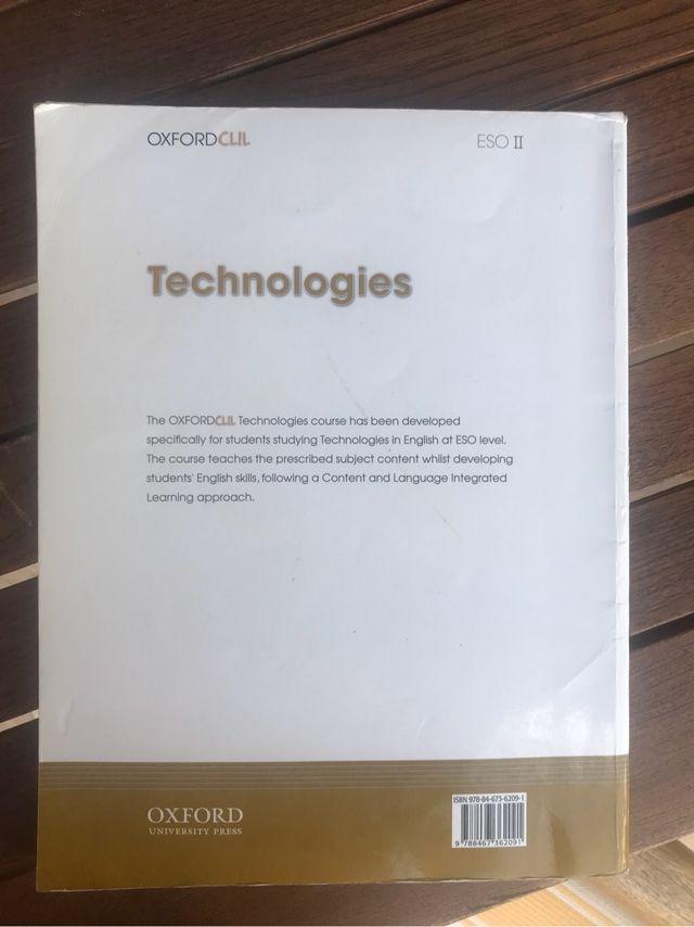 Tecnologies. Oxford education