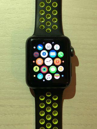 Apple Watch 2 Nike Edition 42
