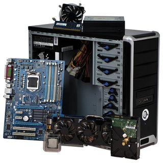 Reparacion de ordenadores Sobremesa y portatiles.