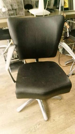 butaca de peluqueria