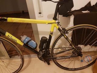 Carretera Cambio bicicleta de carretera
