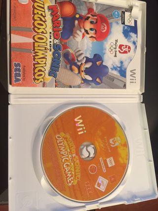 Mario juegos olimpicos