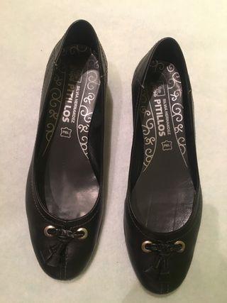 Zapatos pitillo