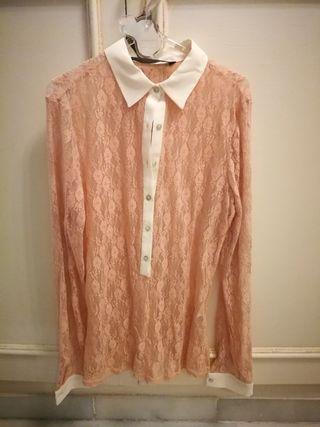 camisa blusa de mujer zara