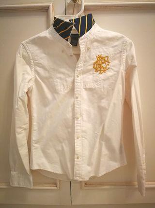 camisa polo Ralph Lauren niña