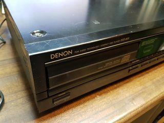 reproductor de cd de gama alta denon