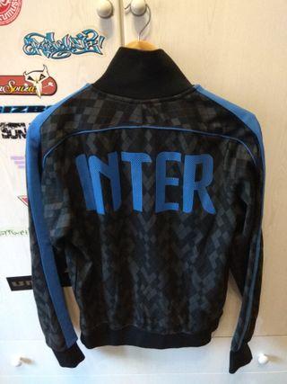 Vendo chaqueta chandal NIKE Inter de Milan talla S de segunda mano ... 49601eaa27899