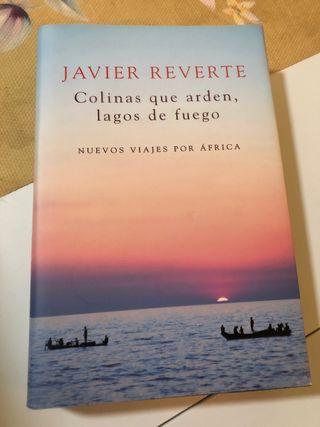 Libro Javier reverte