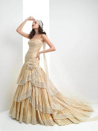 vestido de novia de segunda mano en albacete en wallapop
