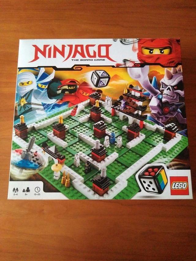 Juego De Mesa Lego Ninjago De Segunda Mano Por 15 En L Hospitalet