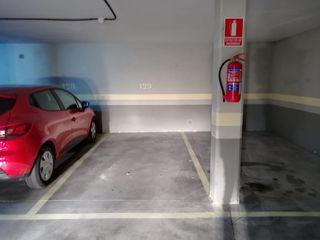 Alquiler plaza de garaje en san chinarro