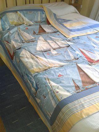 Cubre cama - colcha