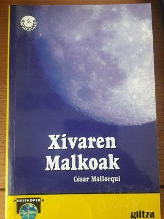 Xivaren Malkoak-César Mallorquí (3. argitalpena)