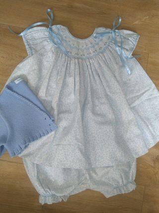 vestido talla 1 año