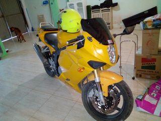 Oferton!!! Moto Hyosung 250cc